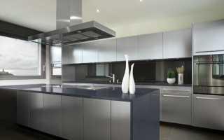 Кухня хай тек дизайн фото