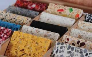Какого цвета бетон