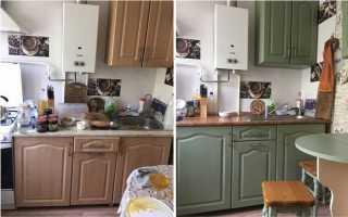 Ремонт на кухне картинки