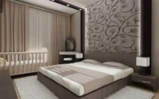 Спальня 3 на 4 метра дизайн фото
