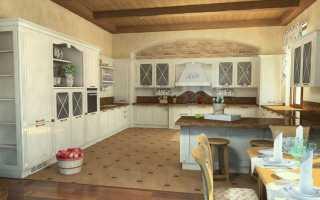 Красивые кухни в доме фото дизайн