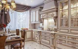 Кухня классика фото в интерьере