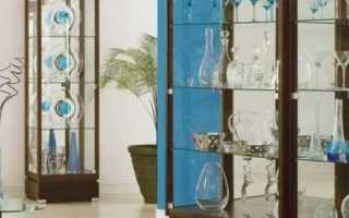 Дизайн шкафа для посуды