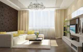 Фото отделки гостиной комнаты