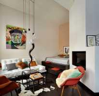 Милый дизайн комнаты