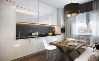 Кухня 24 кв м дизайн фото