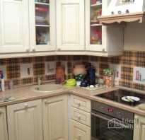 Дизайн кухонных гарнитуров для маленькой кухни