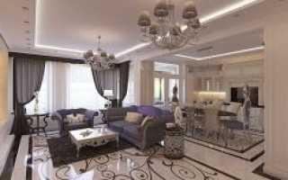 Дизайн жилых комнат
