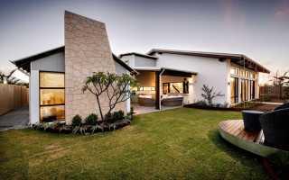 Лофт дизайн дома