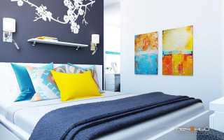Идеи спальной комнаты