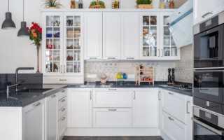 Кухня дизайн интерьер классика