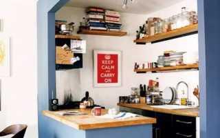 Идеи дизайна кухни своими руками