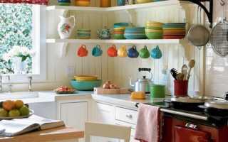 Модный дизайн маленькой кухни