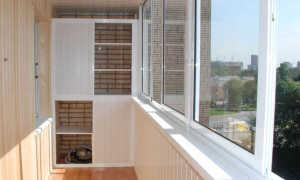 Мозаика на балконе