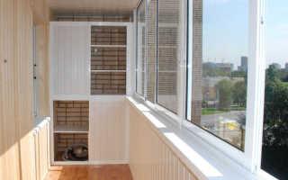 Дизайн отделки балкона внутри фото