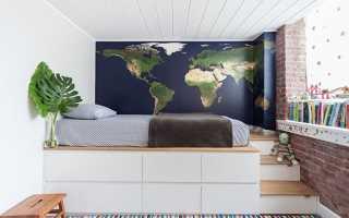 Дизайн выдвижных кроватей
