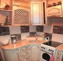 Дизайн кухонь для малогабаритных квартир