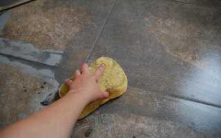 Как делать швы на плитке