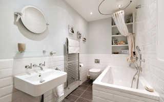 Дизайн ванной скандинавский стиль