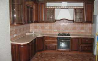 Кухонный гарнитур своими руками из дерева чертежи