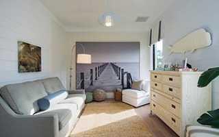 Дизайн комнат неправильной формы