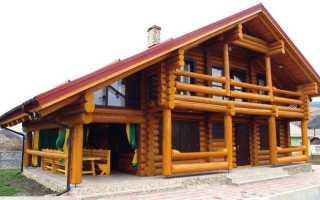 Технологии строительства из дерева