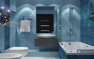 Интерьер ванны в квартире