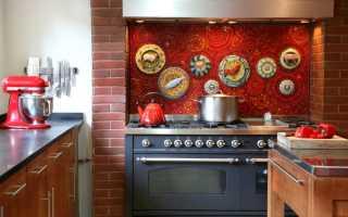 Фартук для кухни в интерьере фото