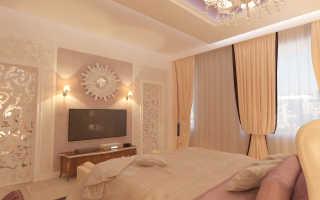 Спальня 30 кв м