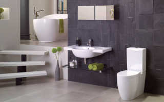 Современный дизайн плитки для ванной комнаты