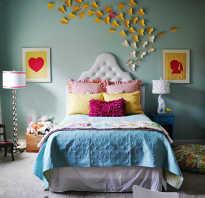 Декор комнаты фотографиями