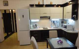 Дизайн проект квартиры 38 кв м