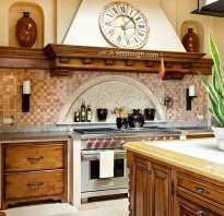 Интерьер старой кухни