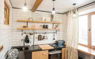 Угловая мойка в интерьере кухни фото