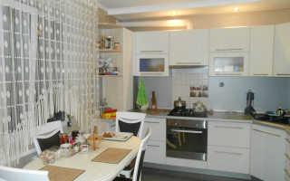 Кухня светлая классика в интерьере