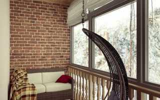 Интерьер на балконе фото