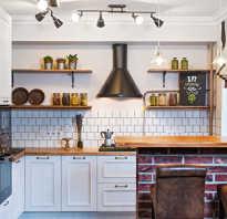 Идеи дизайна кухни в хрущевке