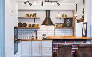 Дизайн кухонного гарнитура в хрущевке
