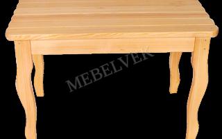 Стол под дерево на кухню