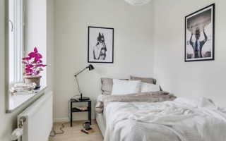 Спальня 10 квадратов