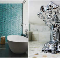 Как сделать дизайн ванной комнаты самому