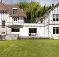 Красивая отделка домов