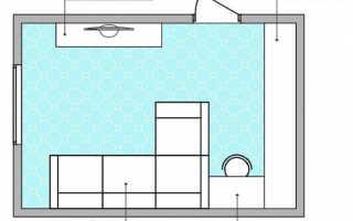 Маленькая комната дизайн интерьера