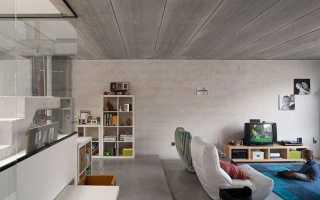 Дизайн из бетона