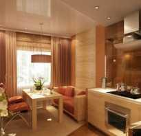 Кухня 10 метров дизайн с диваном