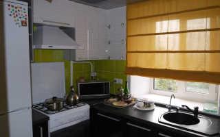 Интерьер кухни без вытяжки