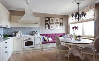 Маленькие кухни с диваном дизайн фото