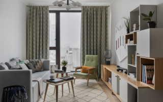 Современный дизайн комнаты 15 кв м