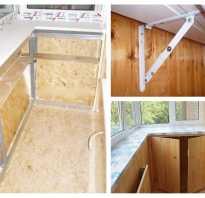 Как установить пластиковый подоконник на балконе