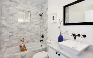 Кафель в ванной дизайн фото